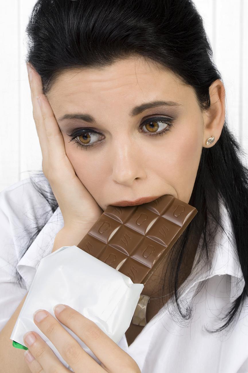 chocolate e enxaqueca